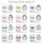 Tenga Egg varianty a vnitřní struktura vajíčka