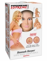 Pipedream Hannah Harper Love Doll nafukovací panna