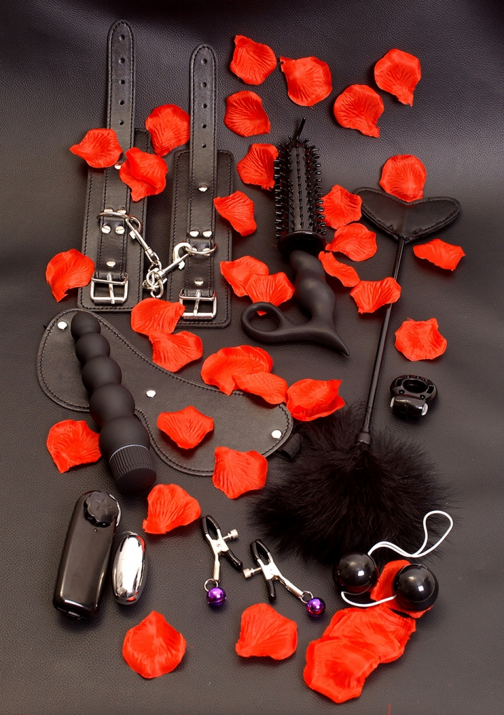 Amazing Pleasure Sex Toy Kit - Toy Joy, fotografie 13/7