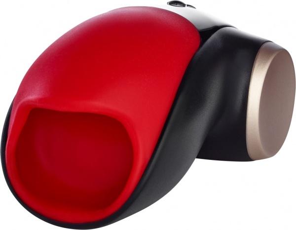 Fun Factory Cobra Libre II černo-červená
