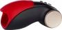 Stimulátor Cobra Libre II se skládá ze červeného silikonového návleku ve tvaru otevřených úst, který jemně obepne váš penis a z černé plastové ovládací části.