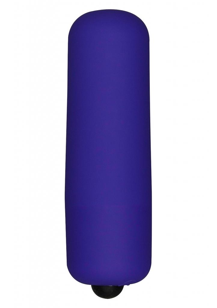 Vibrátor FUNKY BULLET purple - Toy Joy