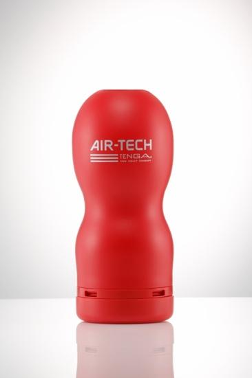 Masturbátor Tenga Air-Tech Vacuum Cup Regular je speciálně navrhnutý pro dosažení dokonalé přiléhavosti na penis