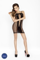 Bodystocking Passion BS027 black