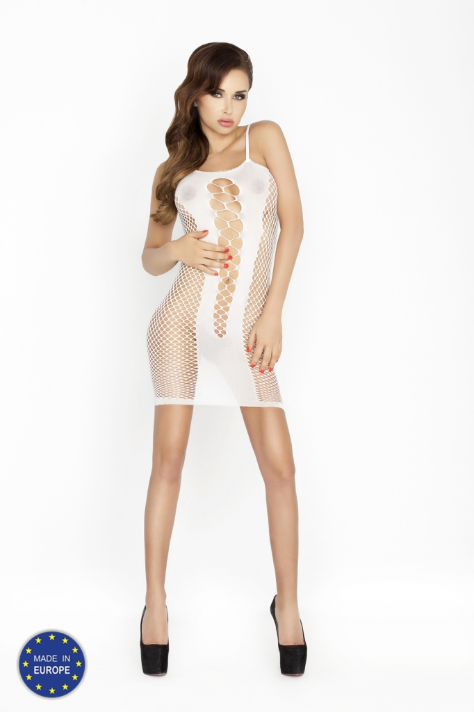 Bodystocking Passion BS027 white