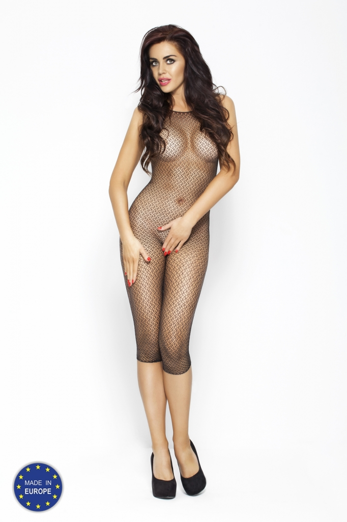 Bodystocking Passion BS005 black