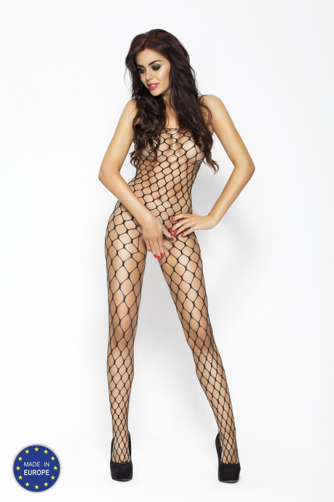 Bodystocking Passion BS001 black