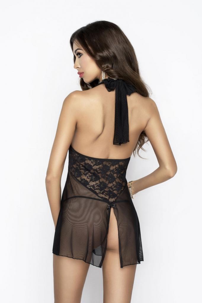 Košilka Taranee chemise black Passion, fotografie 1/2