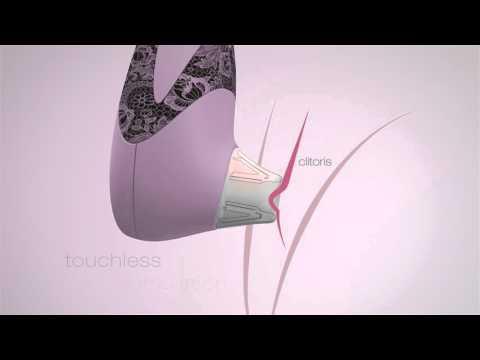 Womanizer Pro W500 Rose masážní strojek, fotografie 3/4
