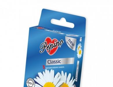 Kondomy Pepino Classic 3 ks
