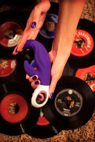 Vibrátor Fun Factory Lady Bi FlexiFUN technologie ohebné tělo