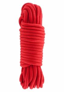 Hiden Desire Bondage Rope 10 m red - Hidden Desire