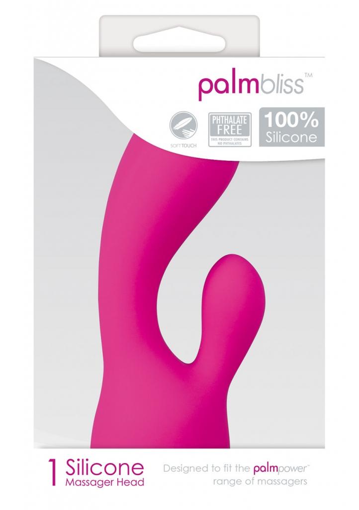 Palm Bliss nástavce na masážní hlavici Power Jenga - Swan, fotografie 1/1
