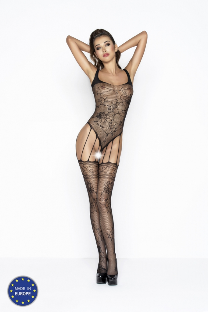 Bodystocking Passion BS034 black