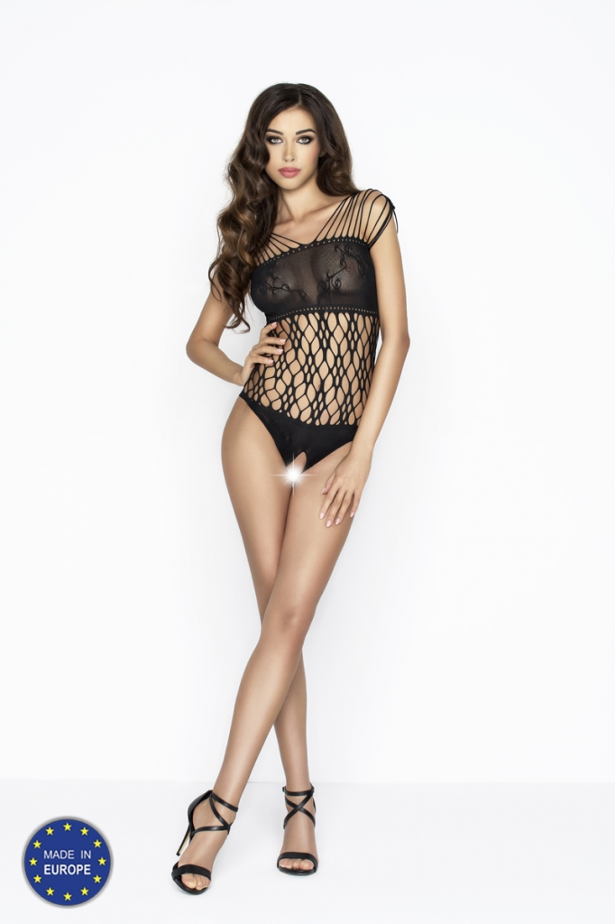 Bodystocking Passion BS035 black