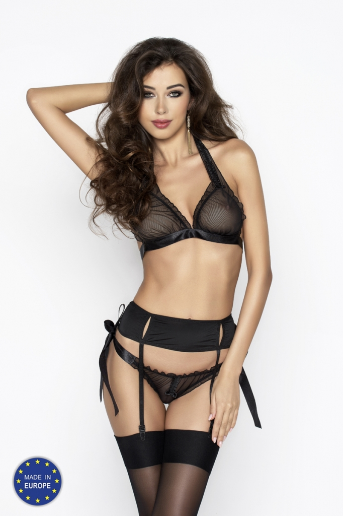 Passion ULLA SET black