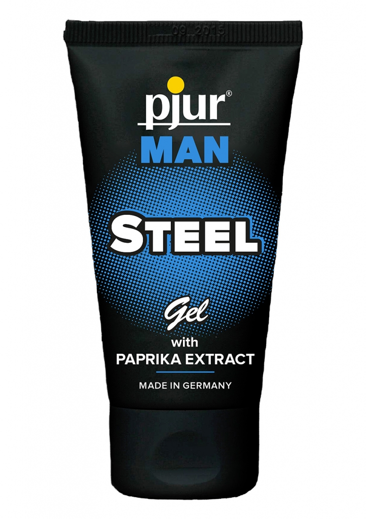 Pjur MAN STEEL Gel 50ml - Pjur group