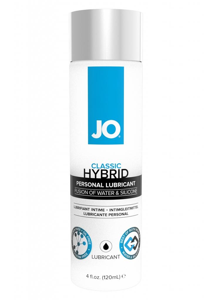 JO Classic Hybrid Lubrikační gel 120ml