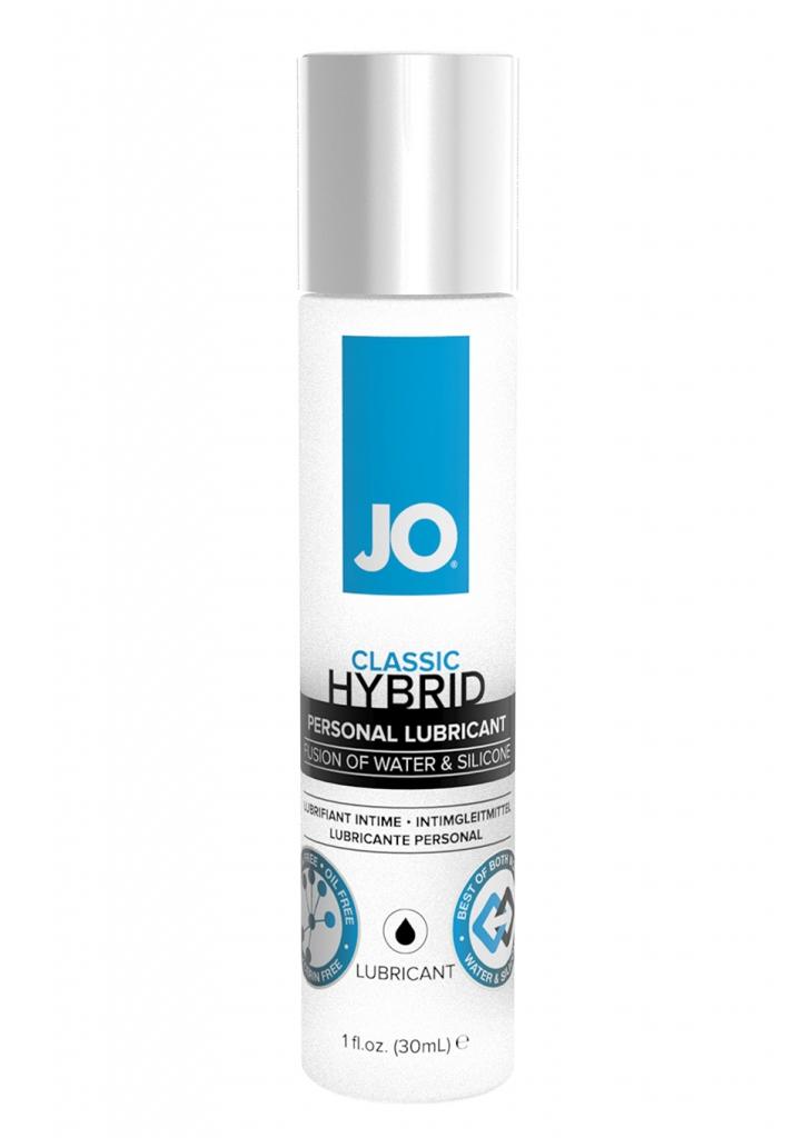 JO Classic Hybrid Lubrikační gel 30ml