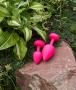 Anální kolík Gplug large neon rose - Fun Toys, fotografie 10/4