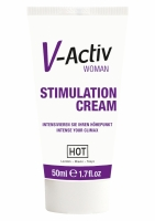 V-Activ Stimulation Cream Women - HOT