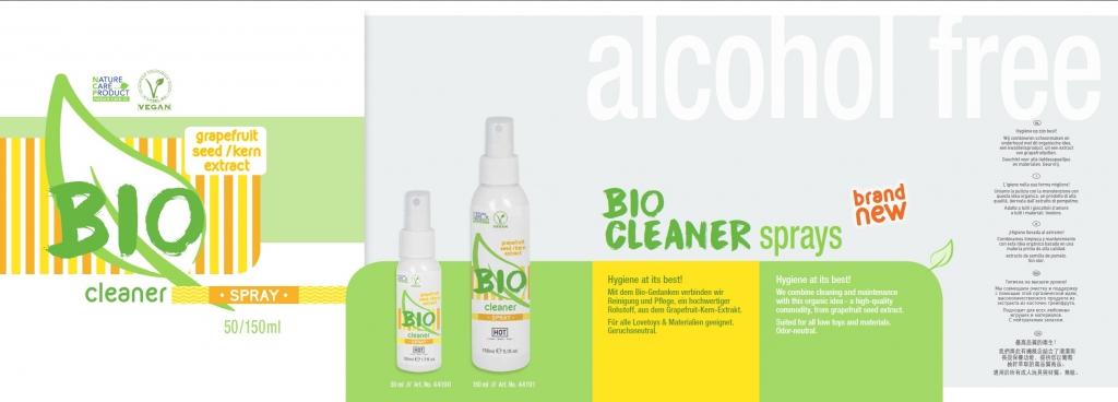 Kombinace čištění a péče s bio-myšlenkou. Vysoce hodnotná surovina z extraktu grapefruitových semen.