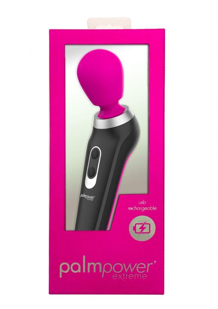 Palmpower Extreme pink masážní hlavice