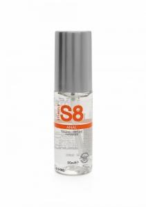 S8 Anal Lubrikant na vodní bázi 50ml - Stimul8