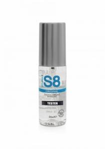 S8 Original Lubrikant na vodní bázi 50ml TESTER - Stimul8