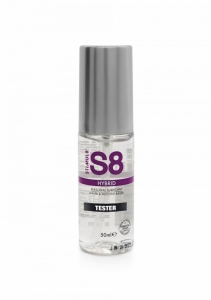 S8 Hybridní Lubrikant 50ml TESTER - Stimul8