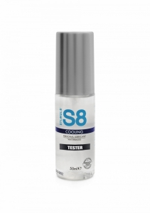 S8 Cooling Lubrikant na vodní bázi chladivý 50ml TESTER - Stimul8