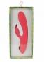 Tento dvoumotorový vibrátor potěší vaše erotogenní zóny svou ergonomickou siluetou, silnými vibracemi a jemným, hedvábně hladkým povrchem z tekutého silikonu.