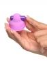 Malá, ale přesto velmi výkonná vibrační patrona poskytuje silnou intimní stimulaci.