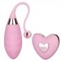 JOPEN AMOUR je vibrační vajíčko na dálkové ovládání v atraktivní růžové barvě