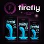 Anální kolík Firefly Contour Plug Medium blue - NS Novelties, fotografie 6/2