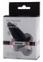 Anal Plug je anální kolík s vyjímatelným vibračním bulletem a vyměnitelnými bateriemi.