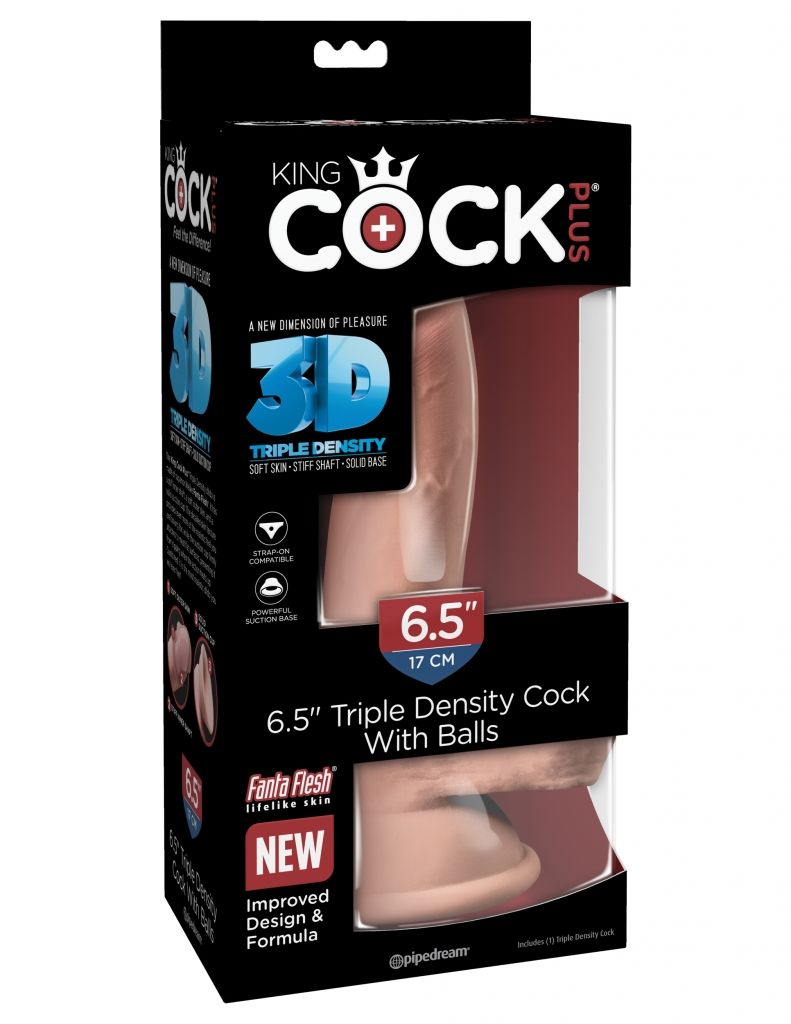 Pipedream King Cock 6,5