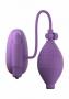 Vibrační vakuová pumpa pro ženy z kolekce Fantasy For Her pro dokonalou simulaci orálního sexu.
