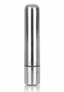 Rechargeable Bullet Silver minivibrátor - Calexotics