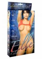Seven Creations Elle Celebrity Doll nafukovací panna