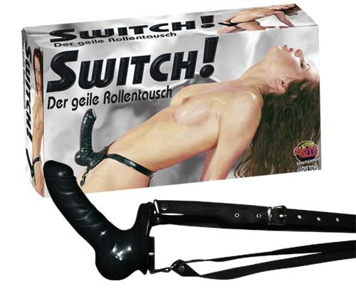 Připínací penis - Strap on Switch - You2Toys