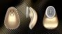 Shots Innovation Twitch Hands-Free Suction & Vibration Toy Gold stimulátor klitorisu, fotografie 7/16