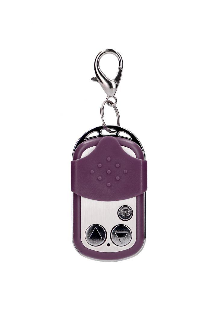 Shots Toys Vibrating Remote Bullet purple vibrační vajíčko na dálkové ovládání