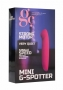 SHOTS Mini G spotter Pink vibrátor, fotografie 4/1