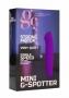 Mini G spotter Purple vibrátor - Shots, fotografie 3/1