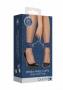 Ouch! Denim Ankle Cuffs Roughend Blue pouta na kotníky - Shots, fotografie 5/6
