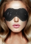 Ouch! Denim Eye Mask Black maska na oči - Shots, fotografie 11/5