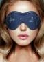 Ouch! Denim Eye Mask Blue maska na oči - Shots, fotografie 5/5
