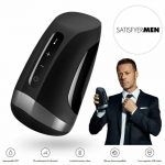 Satisfyer Men heat vibration recenze