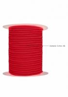 Ouch! Bondage Rope 100 Meters Red bondážní lano - Shots